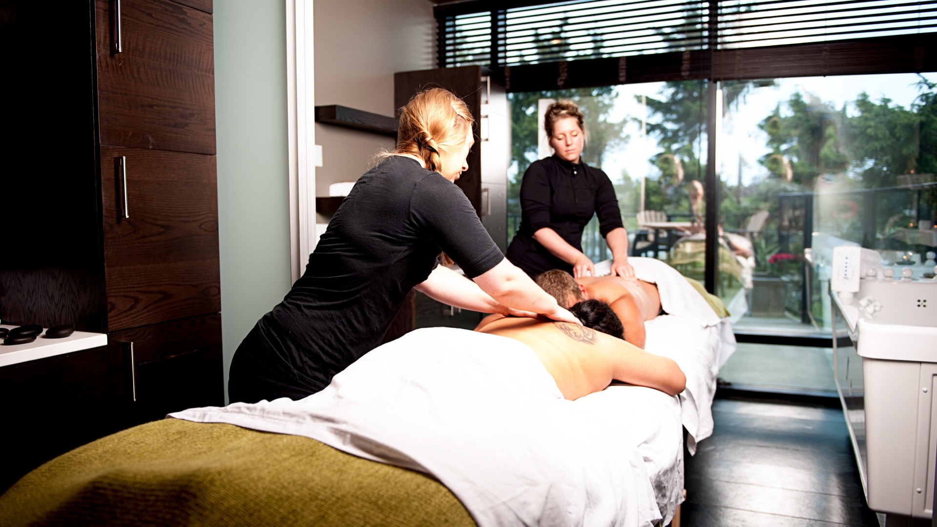 Couples Spa Massage, Black Rock Oceanfront Resort & Spa, Spas of America