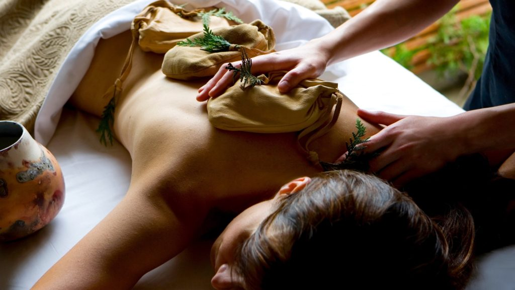 Sacred Waters Massage, Aspira Spa at The Osthoff Resort, Spas of America