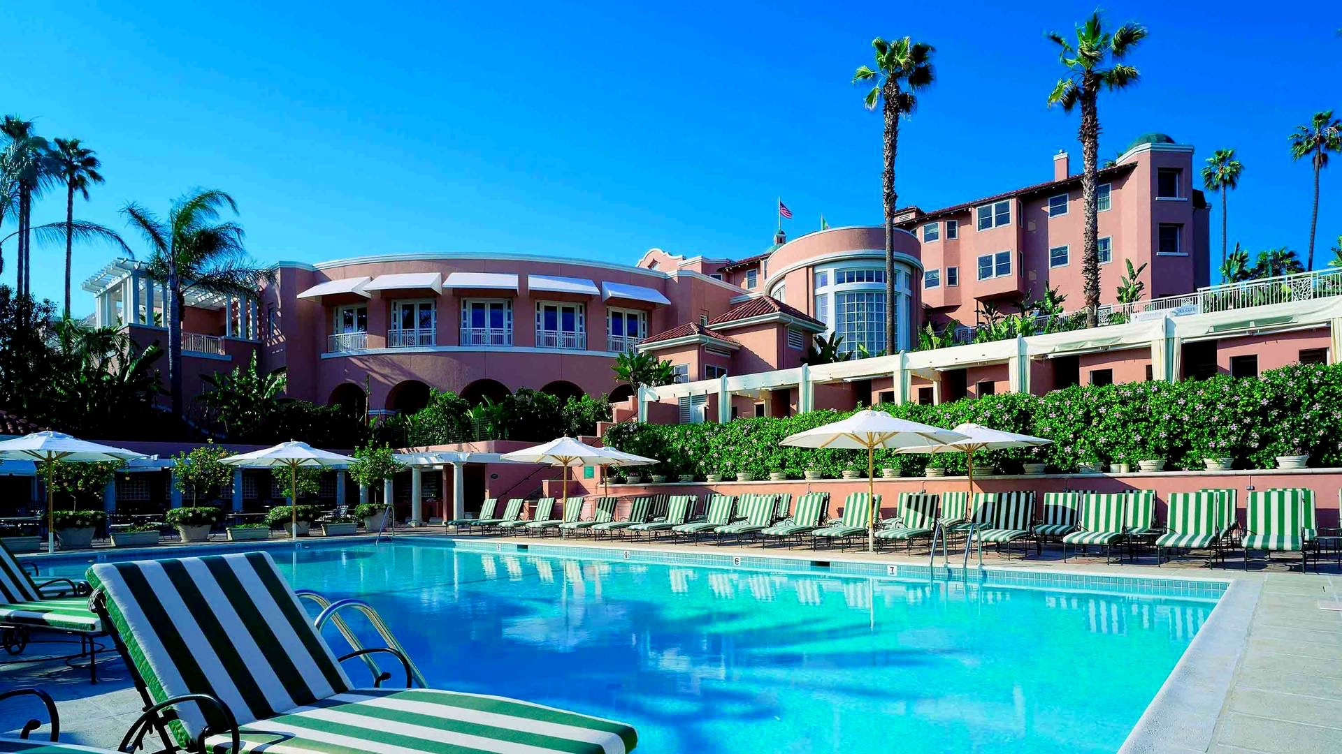 The beverly hills hotel spa by la prairie spas of america for Most luxurious hotel in los angeles