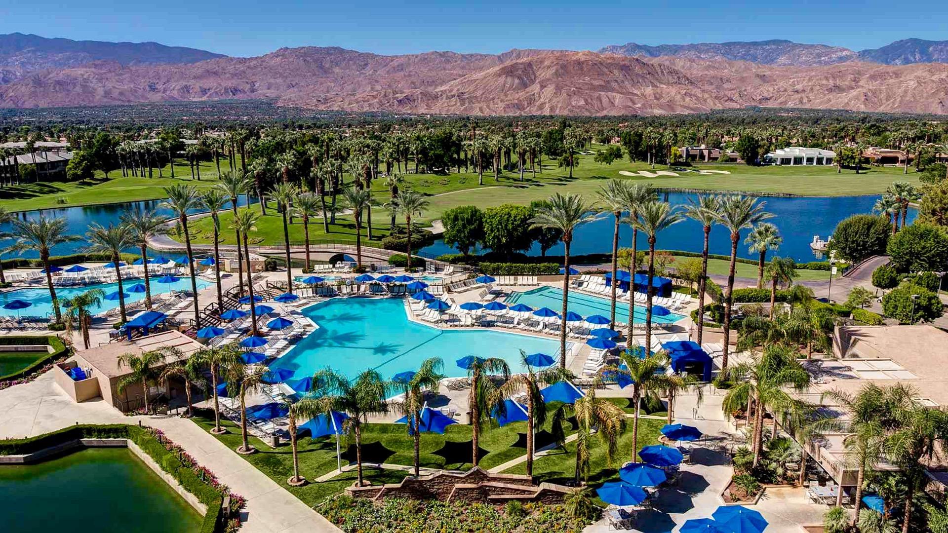 Jw Palm Desert Villas