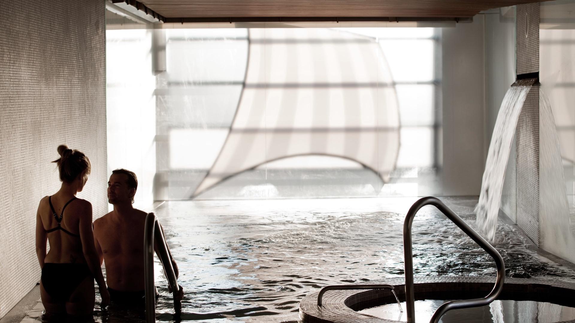 scandinave les bains vieux montr al quebec spas of america