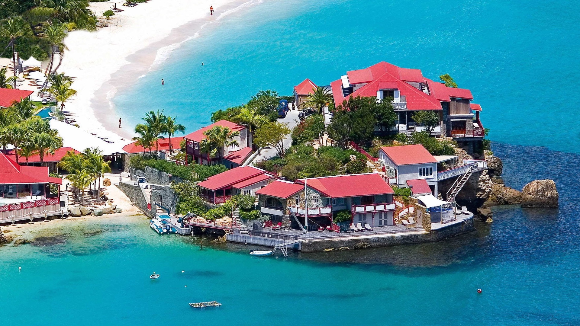 Hotels In St Barths