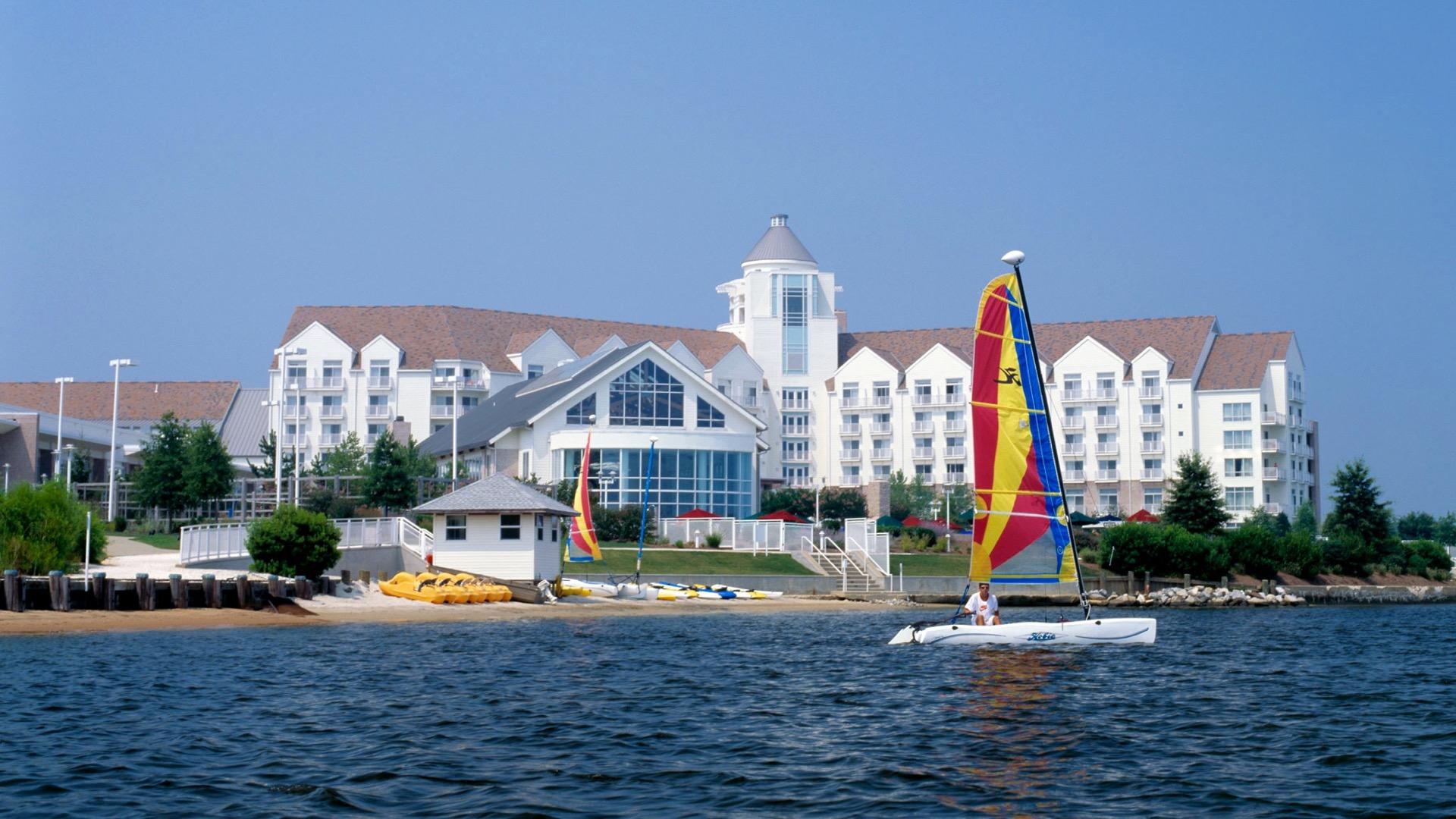 sago spa hyatt regency chesapeake bay resort spas of. Black Bedroom Furniture Sets. Home Design Ideas