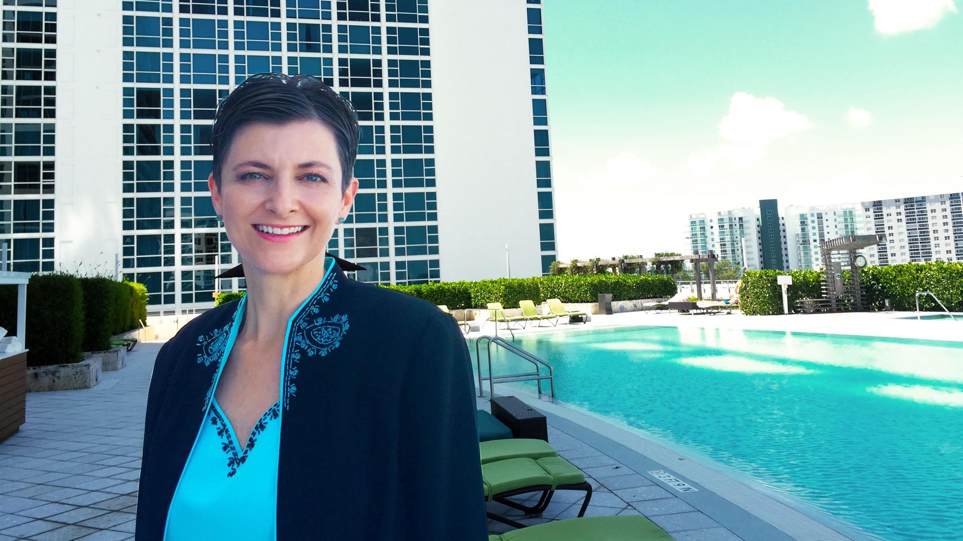 Ronel Corbin, Carillon Miami Beach, Spas of America