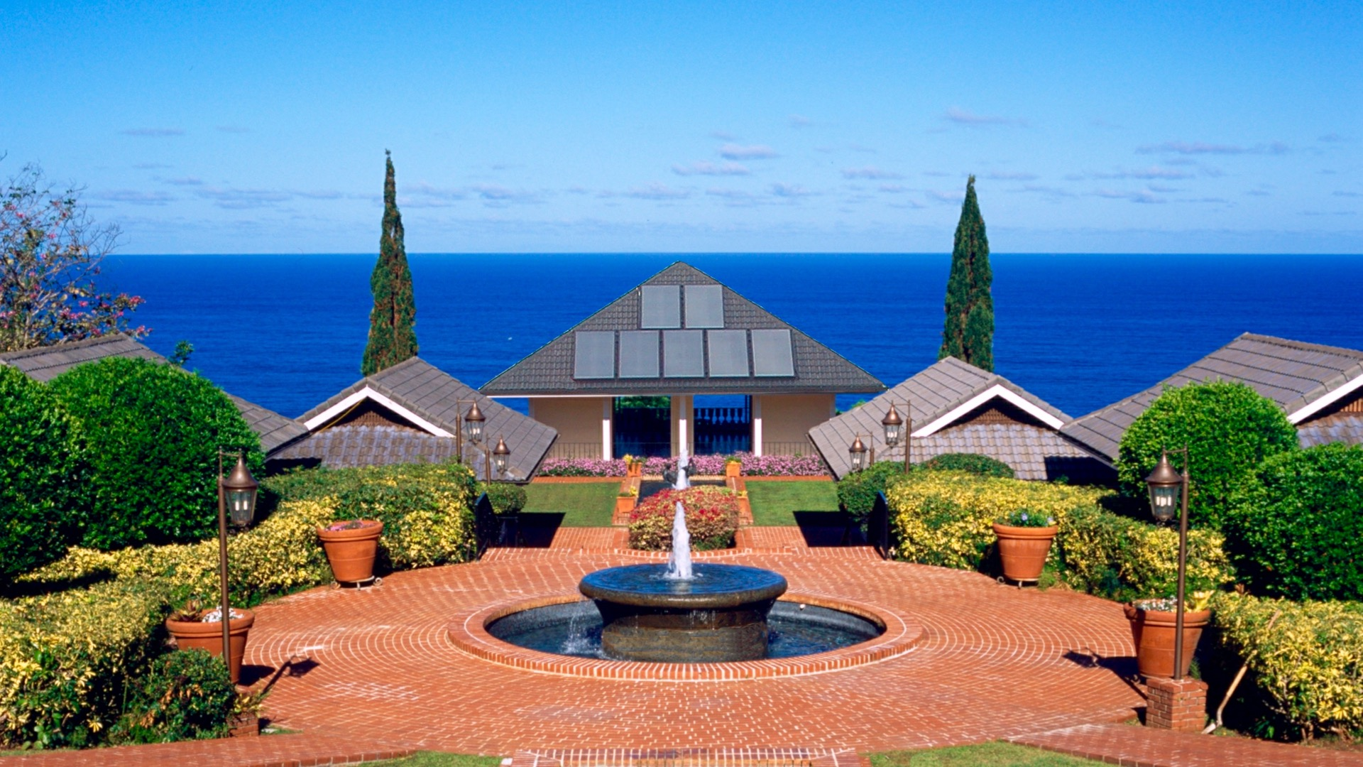 The sullivan estate and spa retreat haleiwa hawaii for Best spa retreats in usa