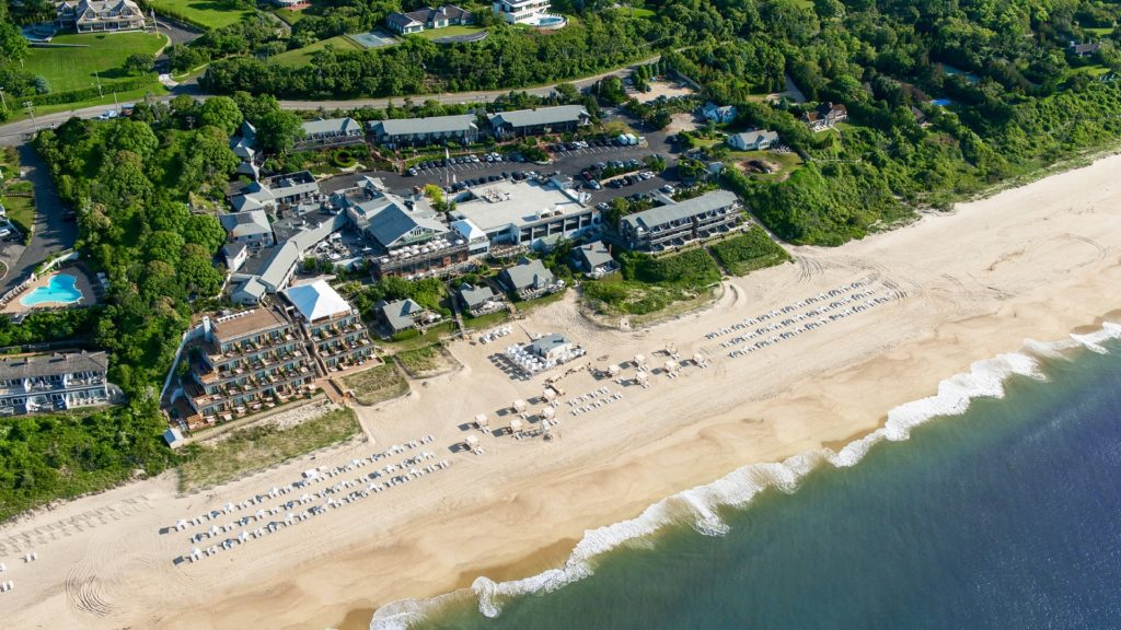 Gurney's Montauk Resort & Seawater Spa, Spas of America