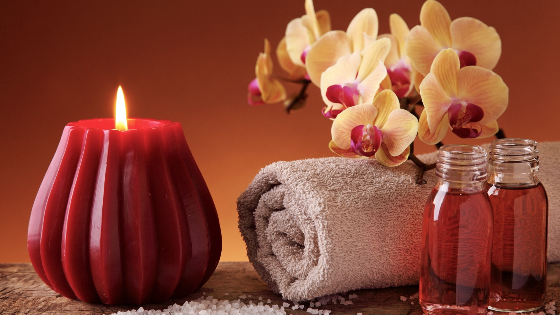 Candle & Orchid, Spas of America