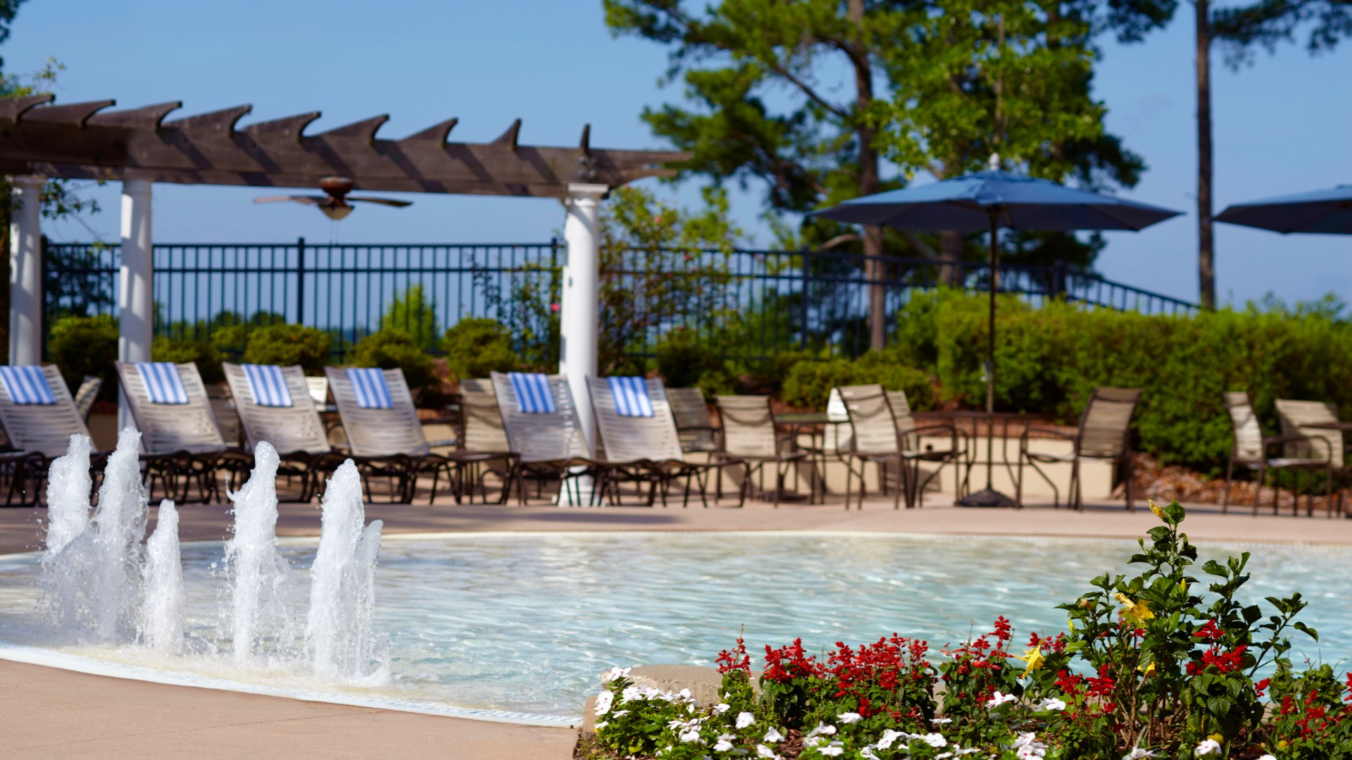 The spa at the shoals florence alabama spas of america for Best spa retreats in usa