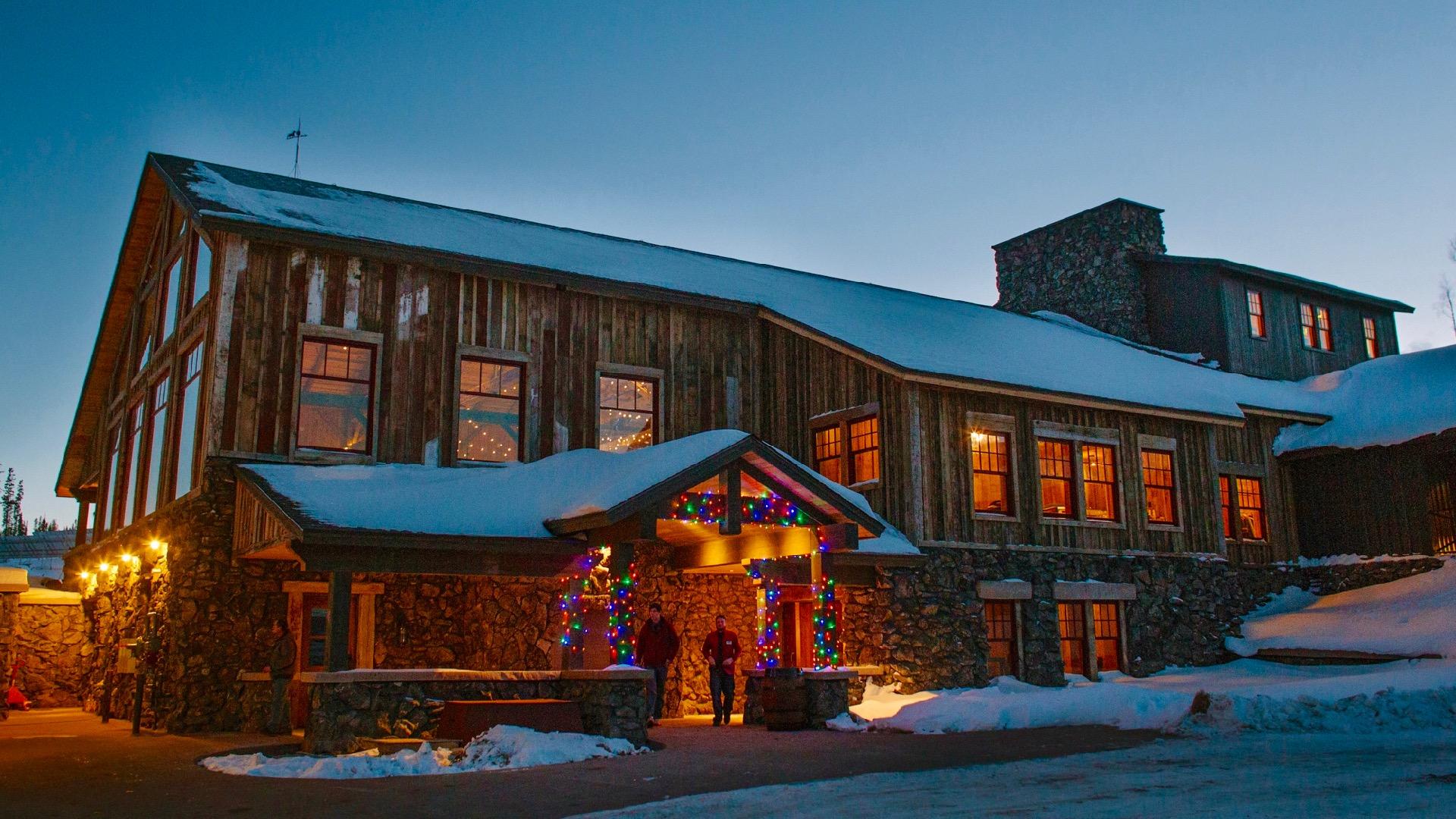 Devil S Thumb Ranch Resort Amp Spa Colorado Spas Of America