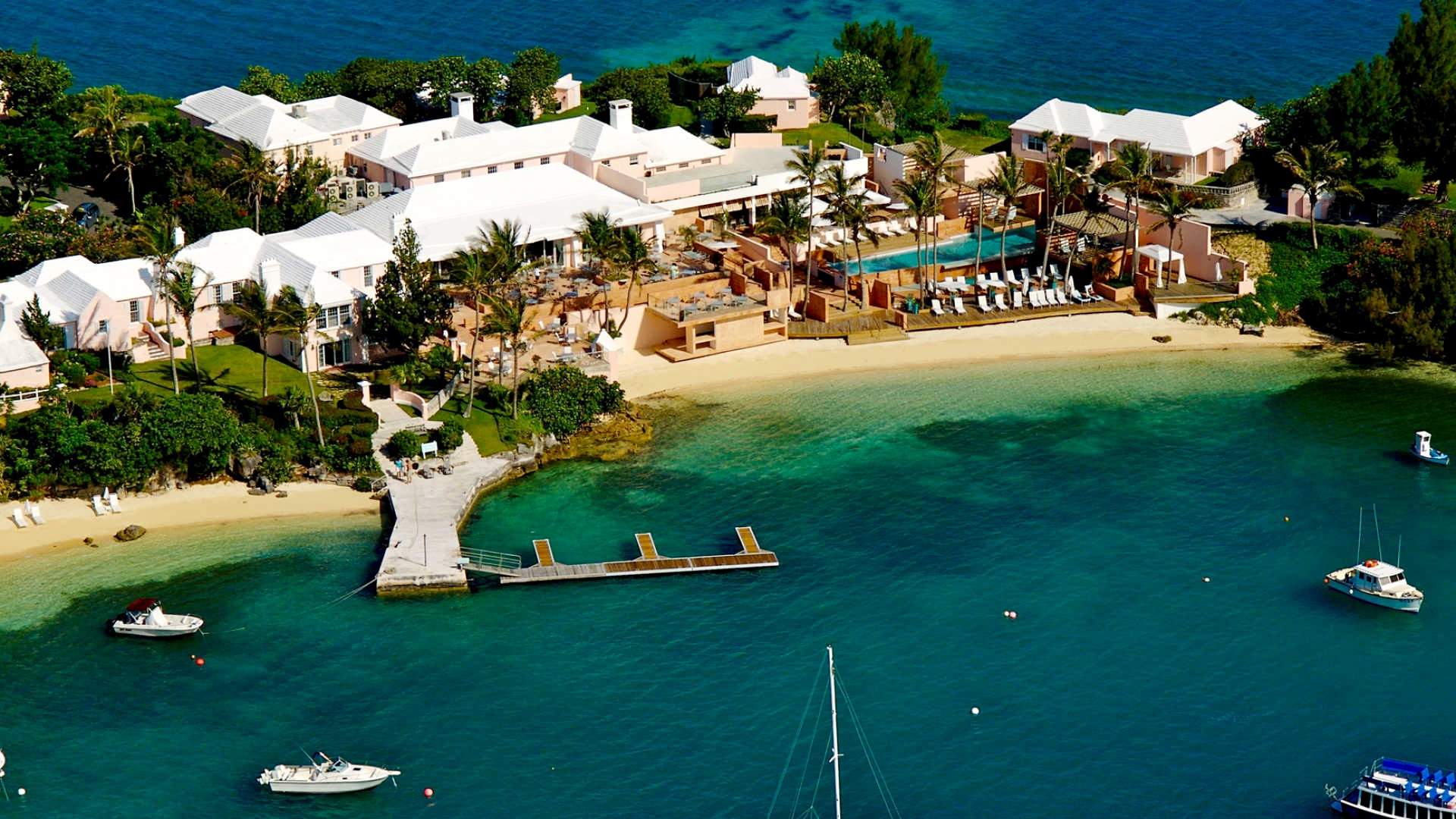 Grotto Bay Beach Resort Bermuda Spas of America  Spas of