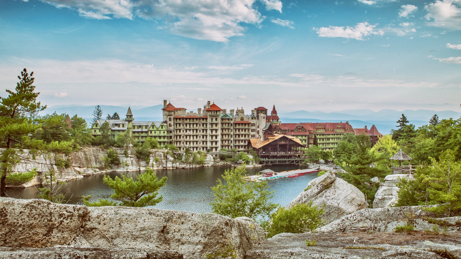 The Spa At Mohonk Mountain House Spas Of America