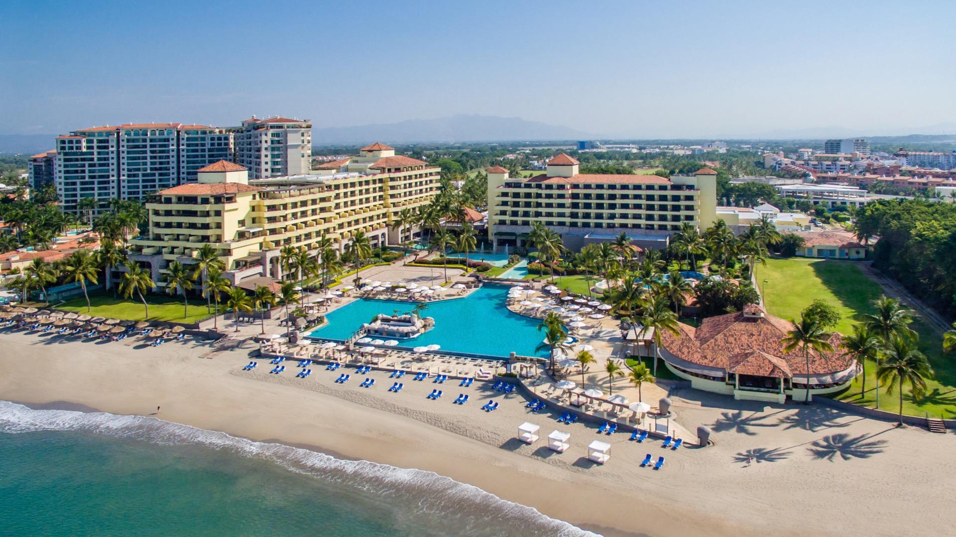 Marriott Puerto Vallarta Resort And Spa All Inclusive